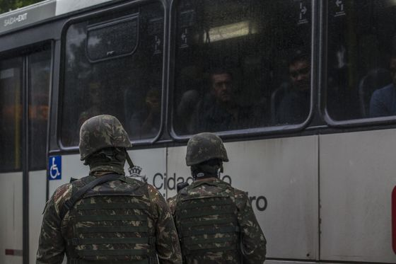 Military Revival in Latin America Stirs Unease Over Past Abuses