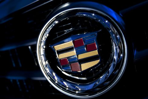 GM Seen Doubling Cadillac With New Models to Catch Lexus