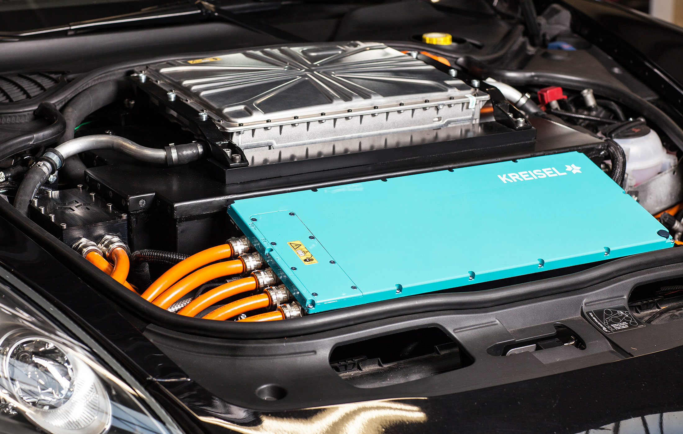 Three Brothers Seek To Overtake Tesla With SoupedUp PlugIn Cars - Bmw 3 series battery