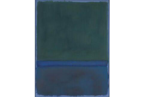 Mark Rothko's No. 17, 1957
