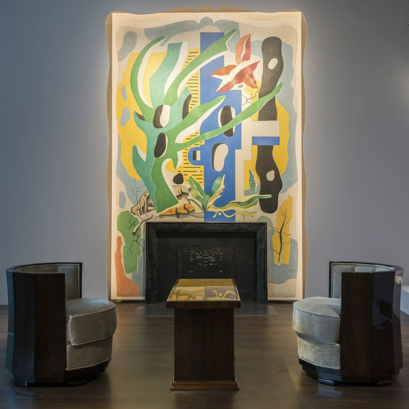 Beau MoMA Sells Rare Masterpiece, Reuniting Rockefeller Treasures In Houston