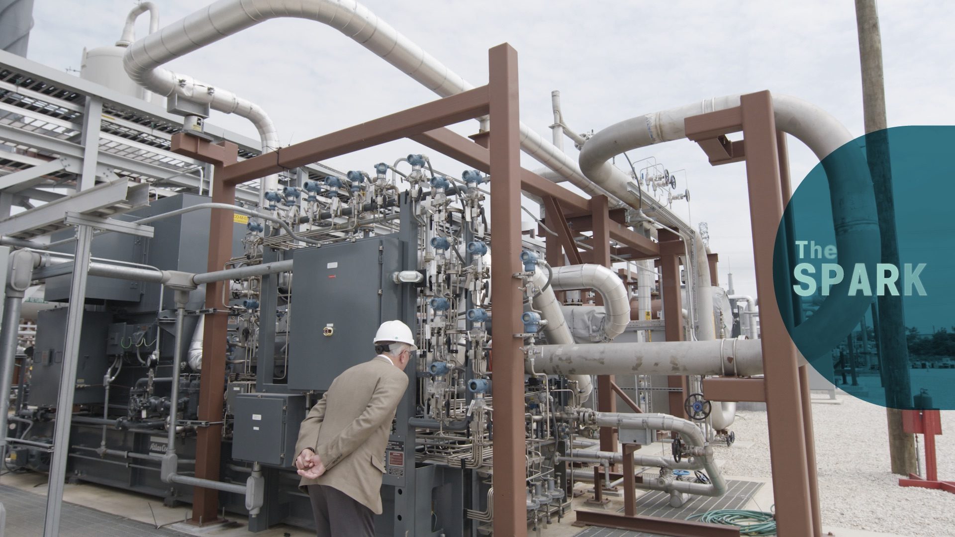 This Natural Gas Plant Has Achieved Zero Emissions