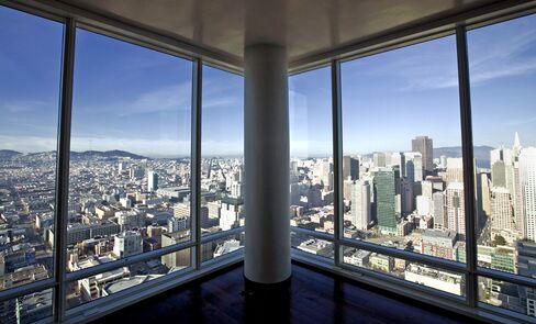 Housing Exuberance Led by Shiller's U.S. Glamorous Cities