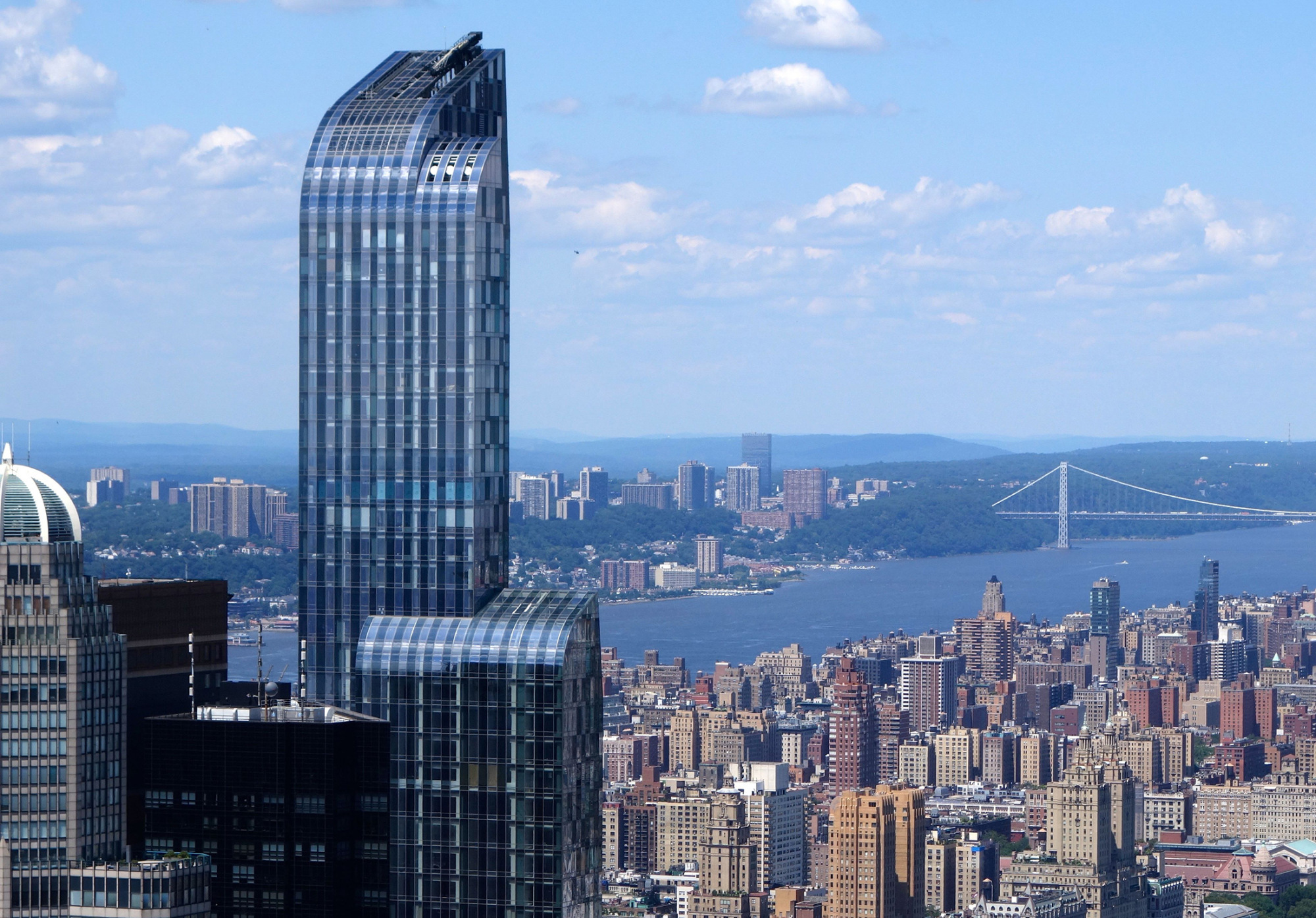Luxury Rental Plan Abandoned At Manhattan S One57 Condo