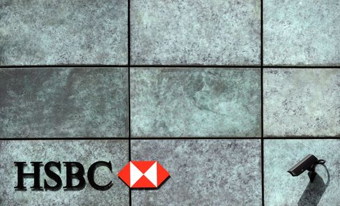 HSBC Full-Year Profit Declines on Debt Revaluation, Record Fine