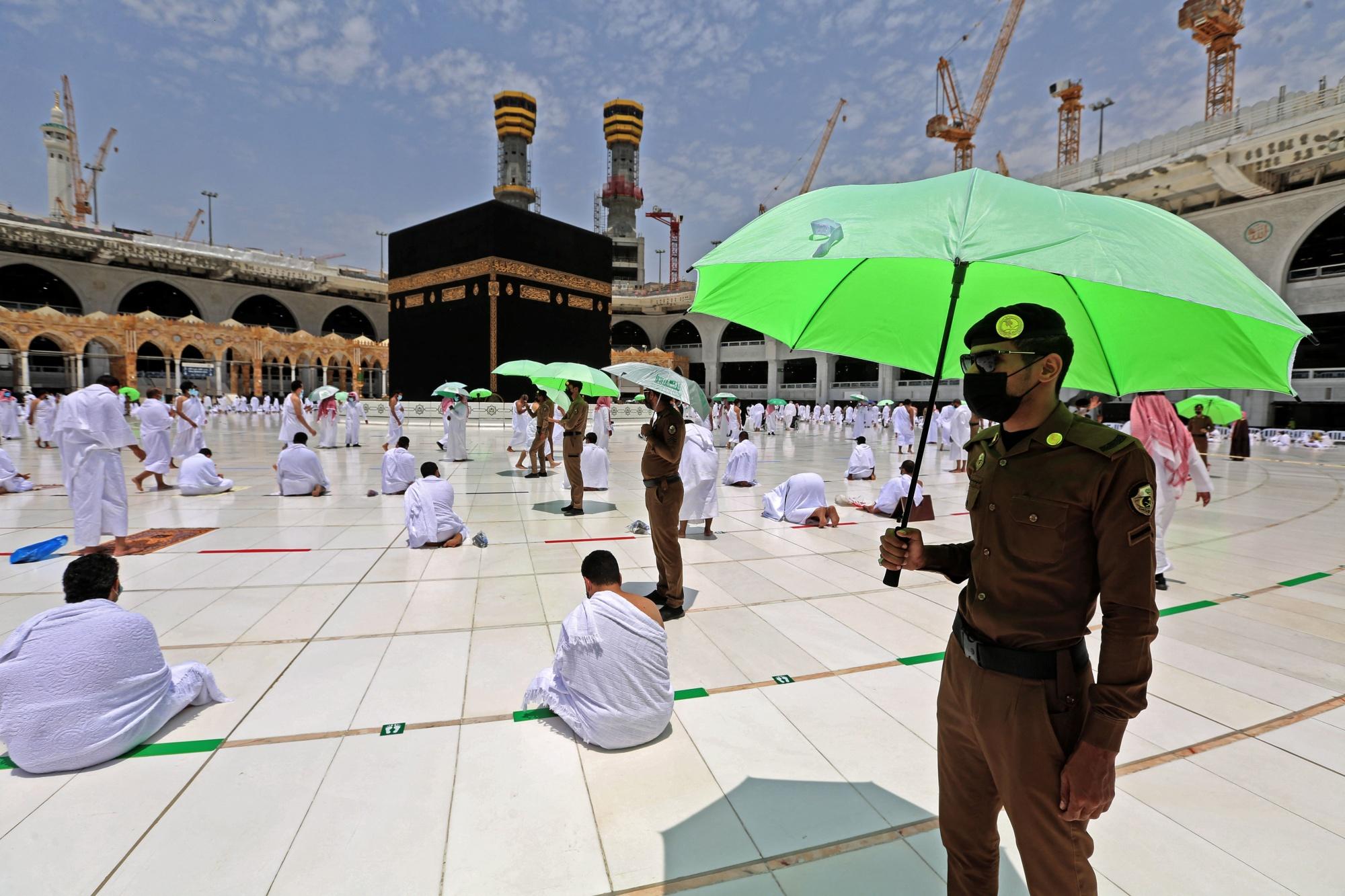 SAUDI-RELIGION-ISLAM-RAMADAN
