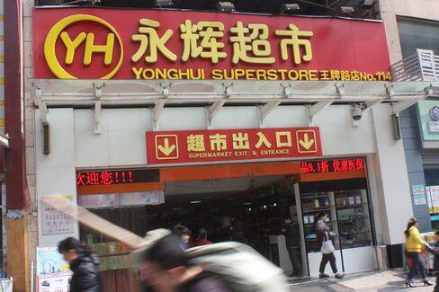 Yonghui Superstores Co.