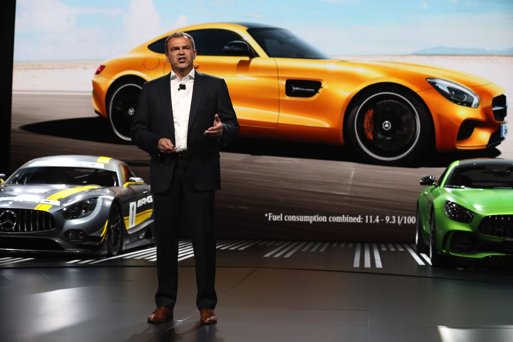 Aston Martin Names Amg Head Tobias Moers As Chief In Shakeup Bloomberg