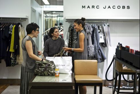 Saks Woos Women Back to Clothes After Bags
