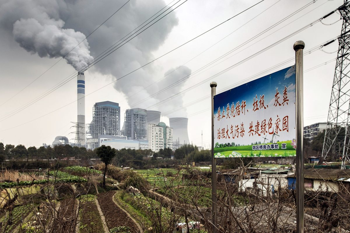 China's Pollution Crackdown to Benefit Indian Chemical Stocks