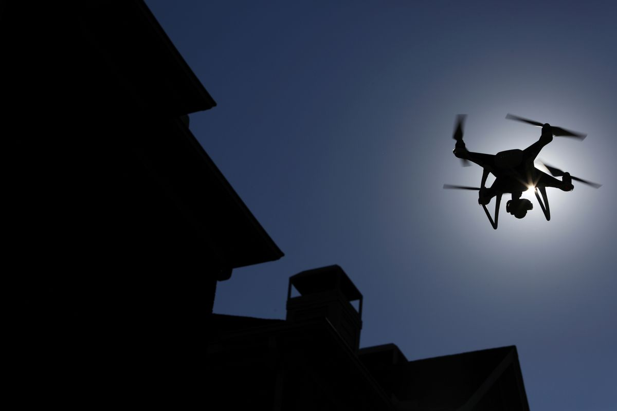 Safety Incidents Involving Civilian Drones Are Surging