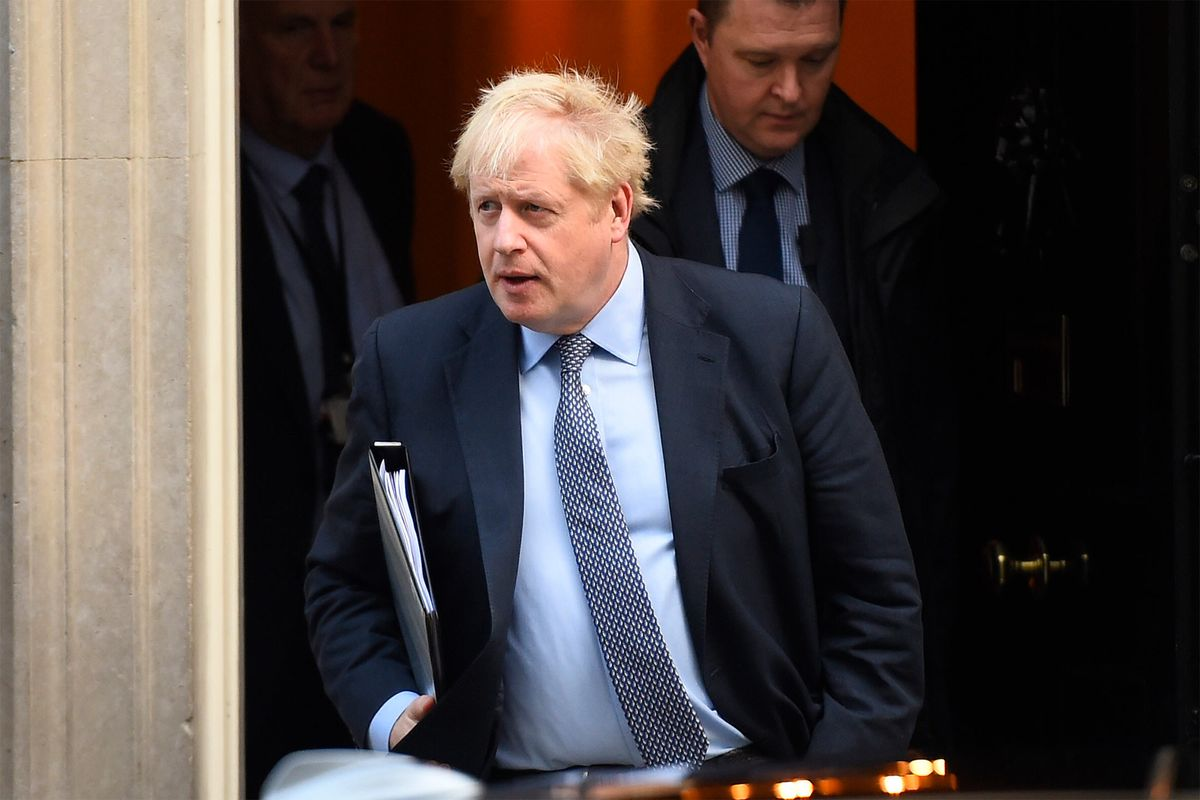 Johnson Aims to Force Brexit Law Through Commons in Three Days