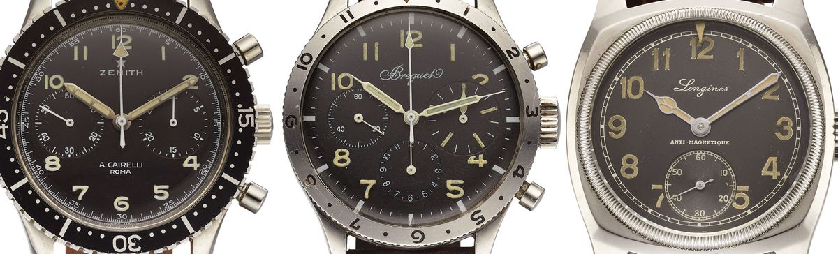 It's Time to Learn About the Wide Variety of Military Watches Worth Collecting