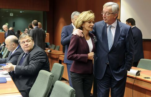Euro Ministers Bid for Bigger IMF Role