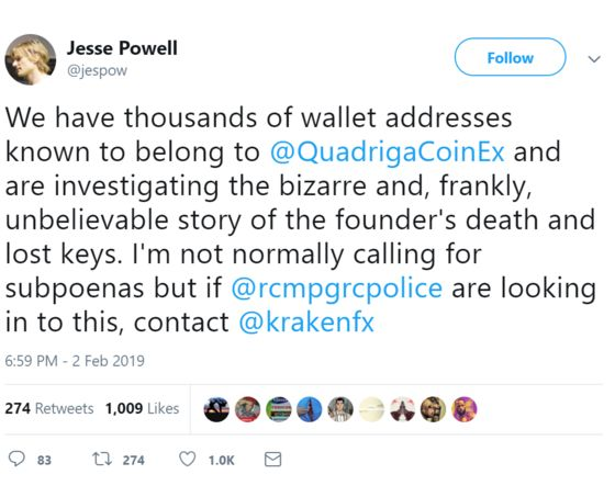 Crypto CEO Dies Holding Only Passwords That Can Unlock Millions in Customer Coins