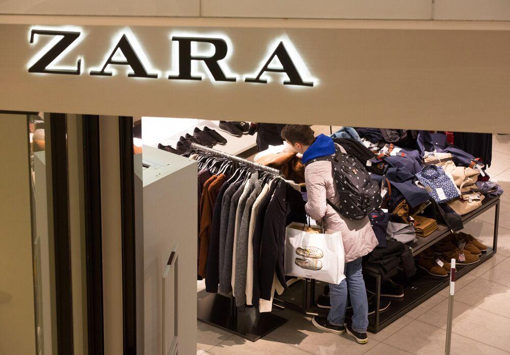 Inditex Zara Wardrobe Malfunction Goes Beyond Currency Problems