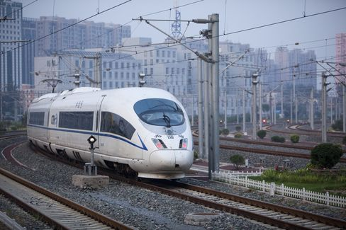 China Increases Railway Spending Plan for Second Time in Month