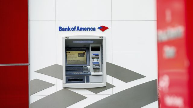 Bank of America hits profit high - but investment bank stumbles