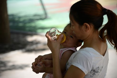 Baby Boom in China