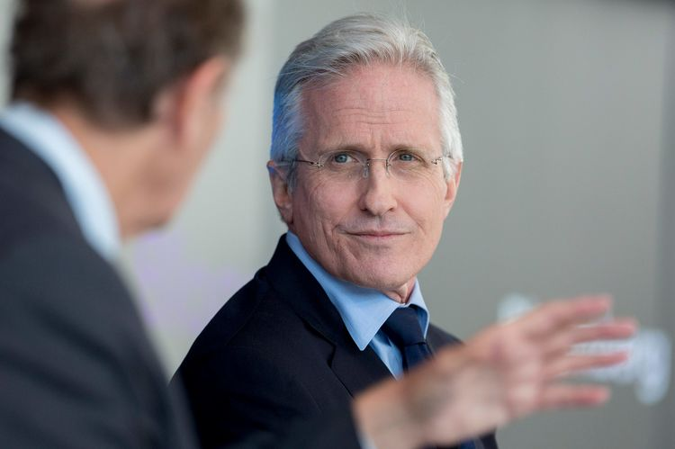 Jim Coulter, co-CEO of private equity firm TPG Capital LP.