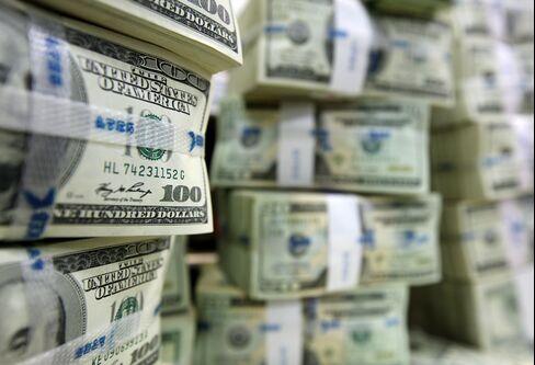 Dollar Shortage Seen in $2 Trillion Gap Says Morgan Stanley