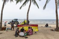 Thais Flock to Beaches As Nation Considers Protocols for Return of Foreign Tourists