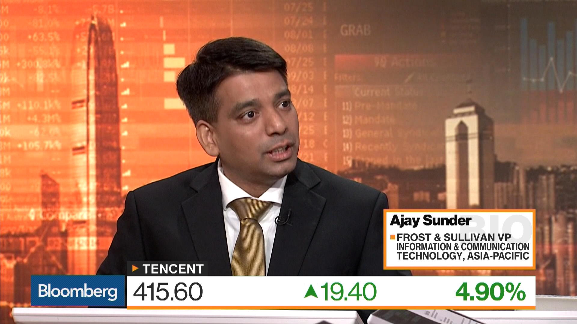Frost & Sullivan's Ajay Sunder weighs in on Tencent's record quarterly profit