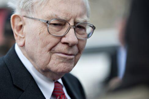 Berkshire Hathaway Inc. CEO Warren Buffett