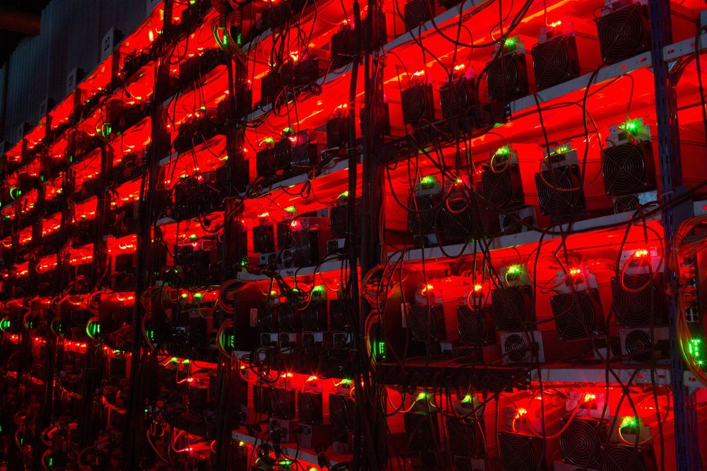 Dirty bitcoins mining