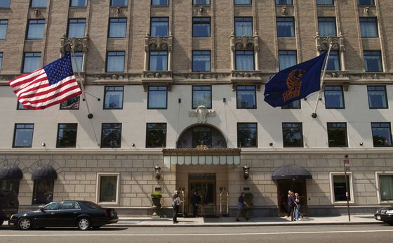 Ritz-Carlton Central Park Is in Talks for a Sale