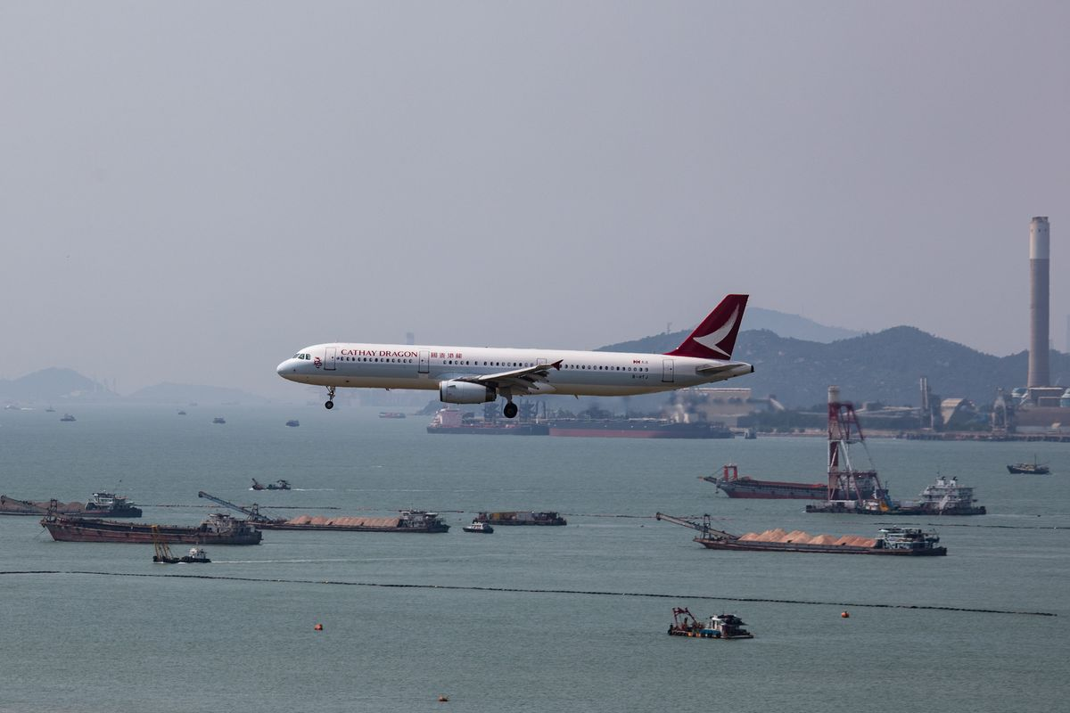 Cathay Pacific Warns of 'Significant' Revenue Impact From August