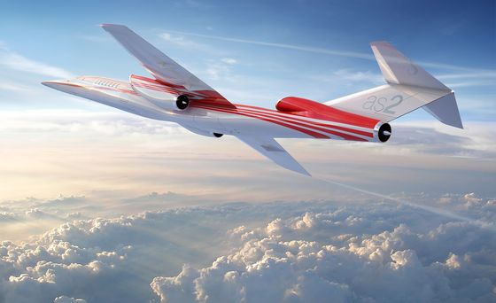 GE Brings Supersonic Private Jets Closer to Reality