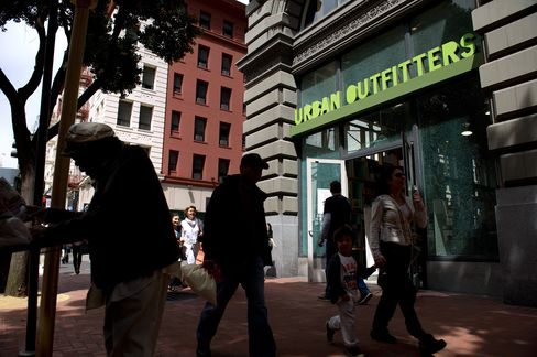 Urban Outfitters Losing Investors With Failing Fashions