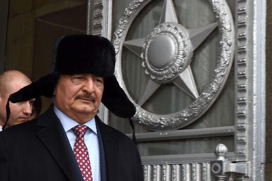How a Russian Planto Restore Qaddafi's Regime Backfired