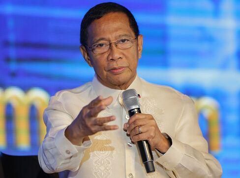 Vice President Jejomar Binay.