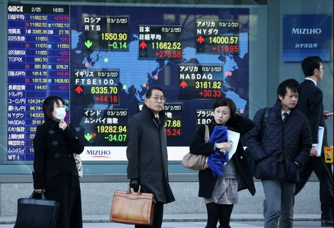 Nikkei 225 Heading for Biggest Two-Day Drop Since July on Europe