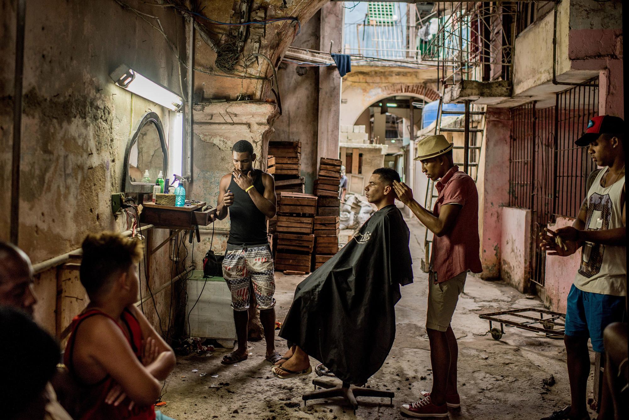Cuba on the Edge of Change