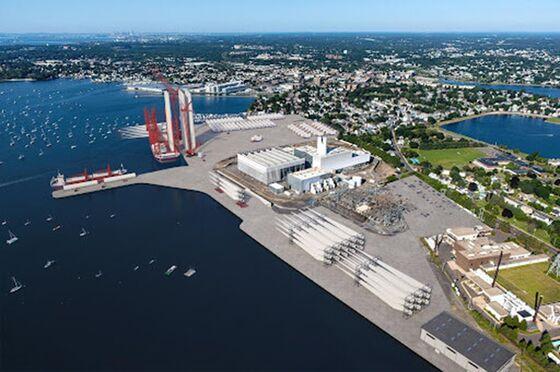 Vineyard Wind Plans Offshore Wind Port in Salem, Massachusetts