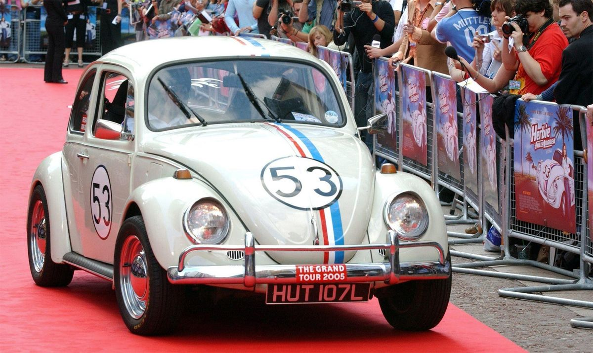 Herbie's Had It, But Hippy Buses Haven't