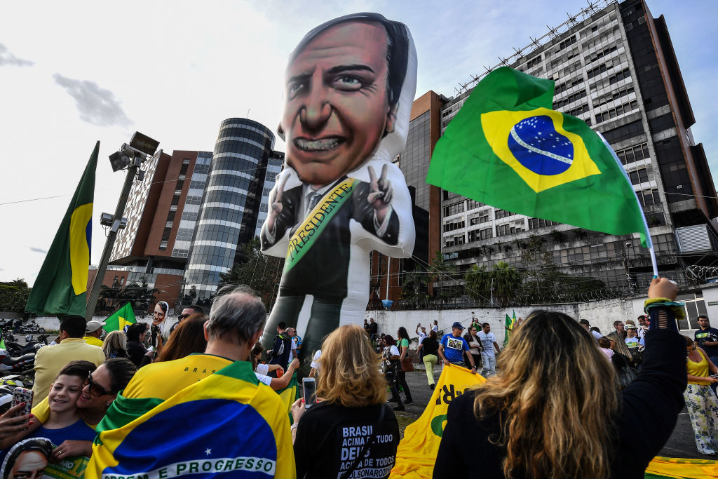 bloomberg.com - Matthew A. Winkler - Commodity Prices Trump Politics for Investors in Brazil