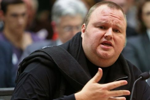 New Zealand Court Freezes Kim Dotcom's Assets, Again
