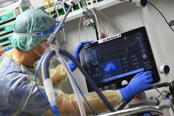 N.Y. Hospitalizations Fall; U.S. Shots Go Unused: Virus Update