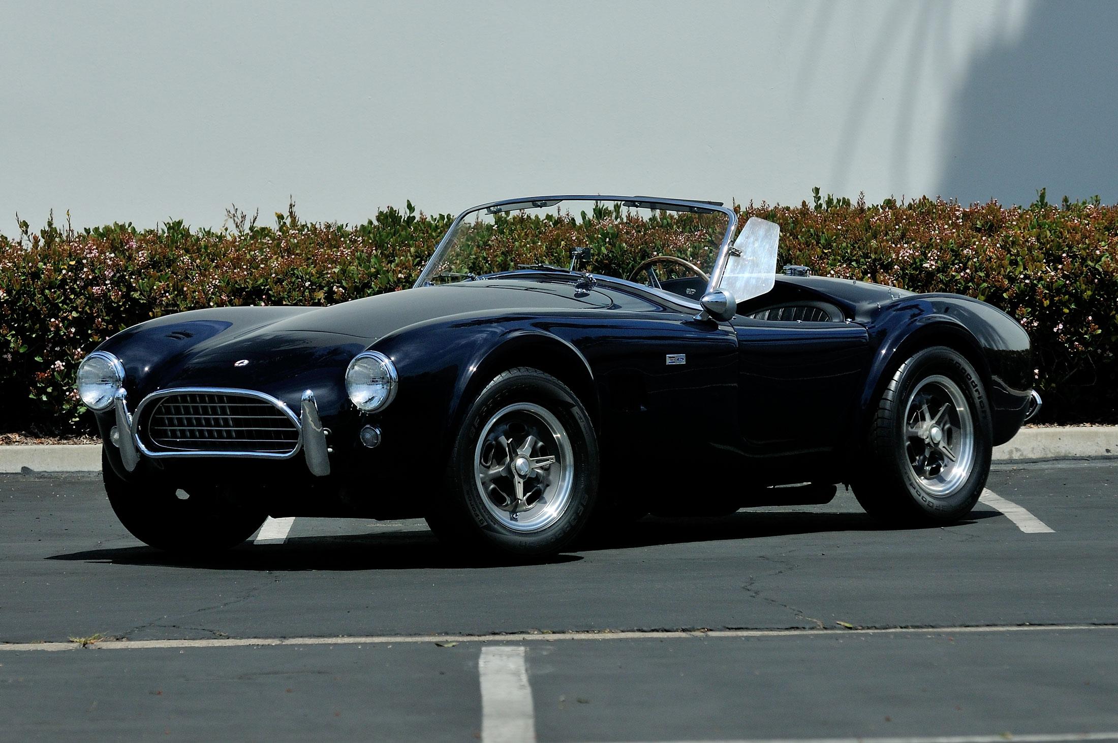 1963 Shelby 289 Cobra Roadster | Mecum Auctions | Estimate: $1,250,000