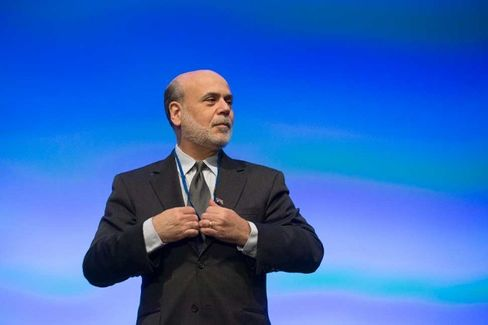 Study: Bernanke's Fed Lowered the Jobless Rate by One Percentage Point