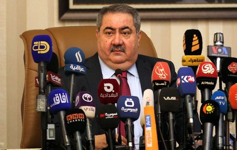 Iraqi parliament dismisses finance minister