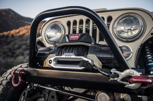 Every truck needs a winch.