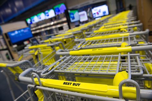 Best Buy May Be Cut to Junk at S&P as Closings Show Weakness