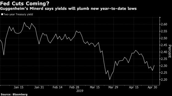 Fed's Inflation Worries Will Pull Yields Down, Says Scott Minerd