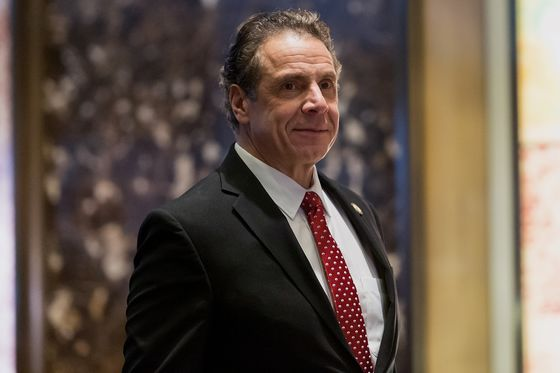 Trump Offers No Assurances After Cuomo Meeting on SALT Deduction