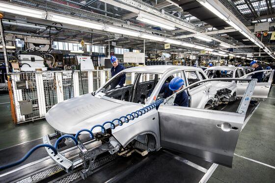 Suzuki Factory Targeted in Hungarian `Slave Law' Dispute